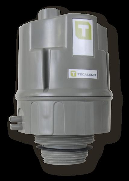 Ultraschall-Füllstandsmessgerät TecSonic, Mobile