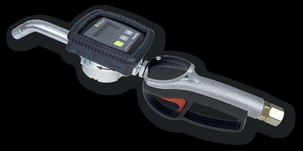 Handdurchlaufzähler FMOG MÖ, digital, eichfähig