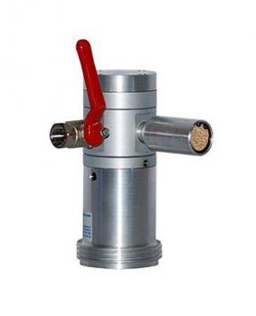 Jessberger Druckluftmotor für Laborpumpen JP-AIR 1