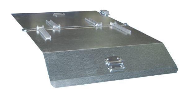 2-teiliger Deckel für Typ BKM 30, SKM 30 BAUER