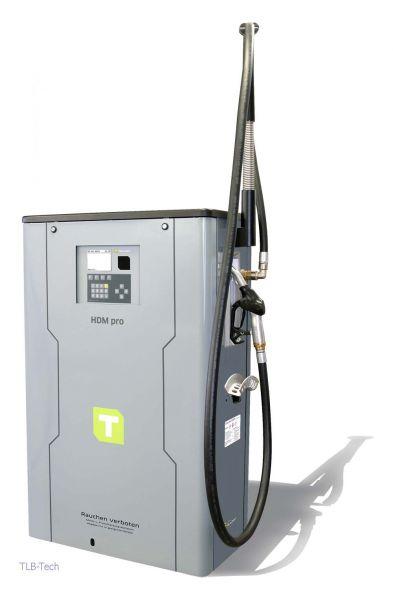 Dieselzapfsäule HDM 150 pro mit Tankautomat HDA 2