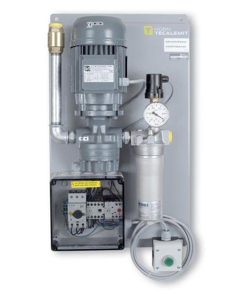 Elektrisches Absauggerät für Ölentsorgung stationär, ohne Zubehör