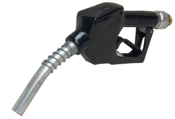 Automatik Zapfpistole AZ für Durchflussmengen bis 60 l/min und Drehgelenk, mit Bauartzulassung nach