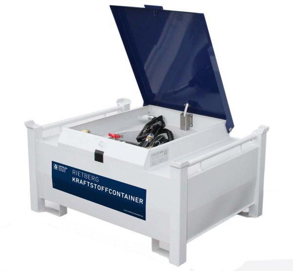 Kraftstoffcontainer CONTY eco 200 - Mobile Tankstelle für Diesel Rietberg