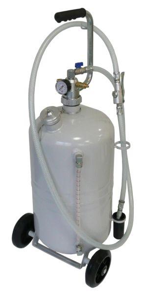MATO Ölabgabegerät 24 Liter pneumatisch, fahrbar