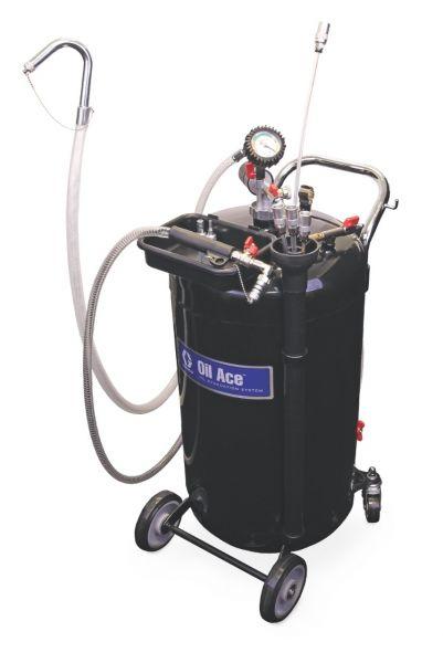 GRACO Oil Ace Ölsammelsysteme Ölentsorger