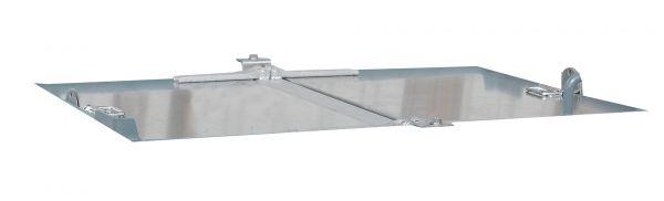 2-teiliger Deckel für Typ SB 500-1000, BC 500-1000 BAUER