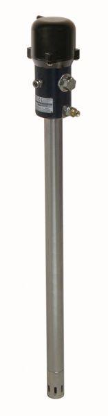 Druckluftschmiergerät pneuMATO 75, Aggregat für 10 kg bis 200 kg Fetteimer