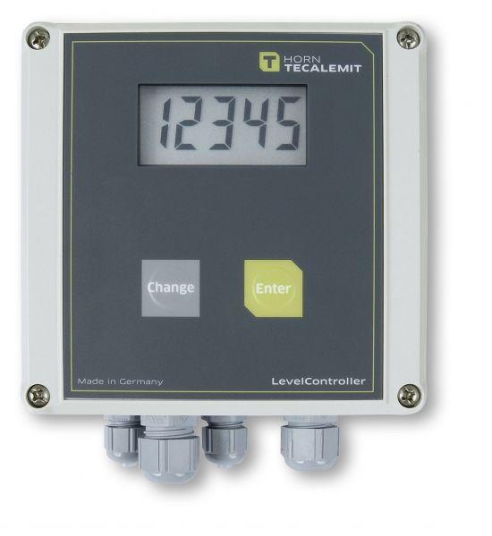 Füllstandsmessgerät LevelController TS, mit Batteriebetrieb