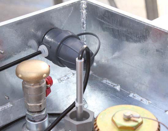 Grenzwertgeber für Diesel Quadro AG 450 und 1000