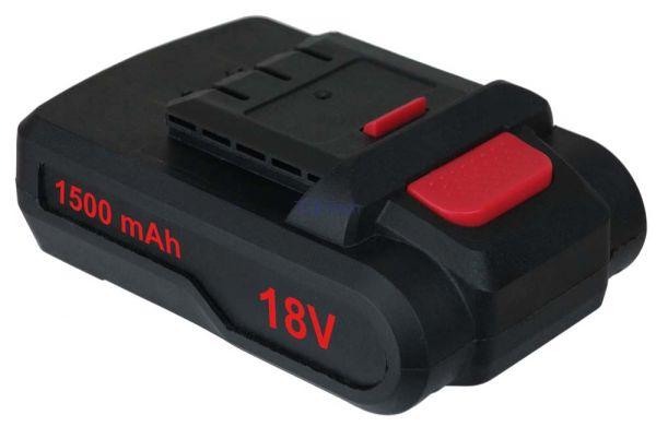 Ersatz-Akku für Akku-Fettpresse 18V Li-Ion 1500 mAh