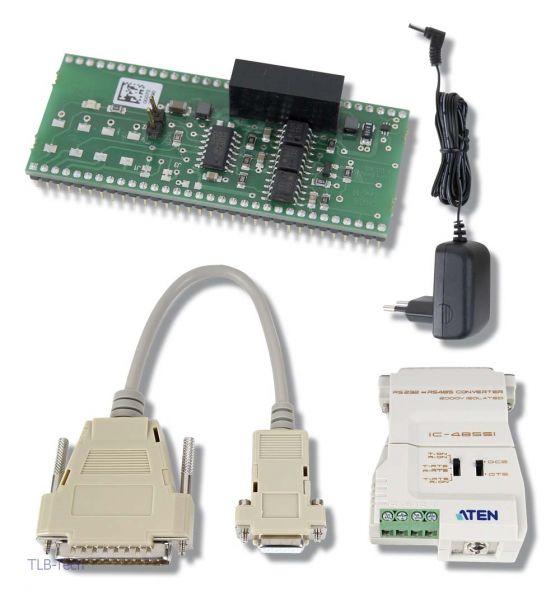 PC-Anschluss RS 422 für HDA eco