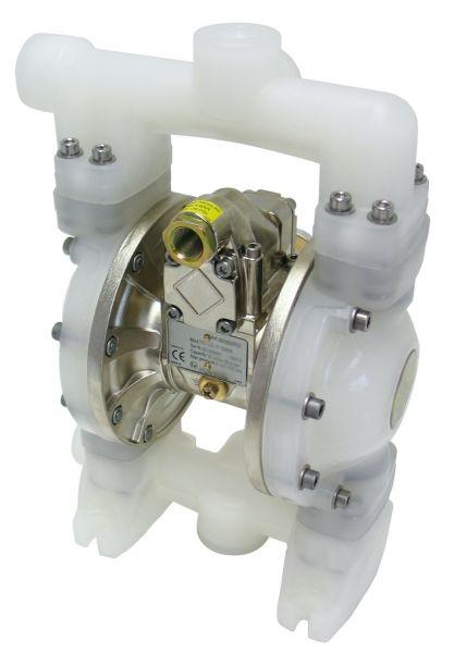 MATO Pneumatische Doppelmembranpumpe DP-50 PP