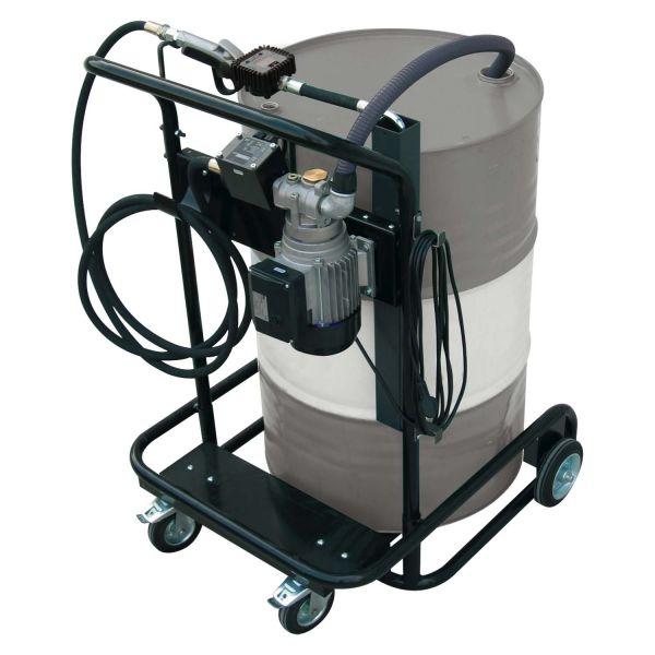 PIUSI Viscotroll 200/2 mit Zapfventil, Zählwerk K400 u. Druckschalter Ölabgabegerät