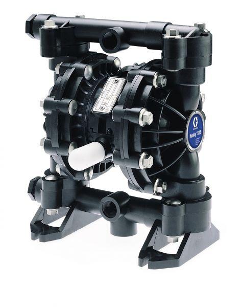 GRACO Druckluft-Doppelmembranpumpe mit Doppeleinlass 61 l/min