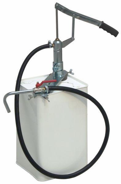 MATO Kanister-Handpumpe KHP 202 G für 20 bis 30 Liter Rechteck-Kanister