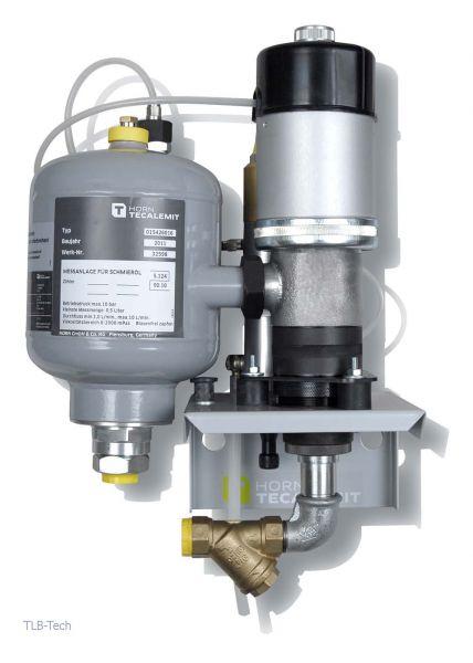 Druckluftpumpe für Frischöl Fernölapparatur TPAe, eichfähig
