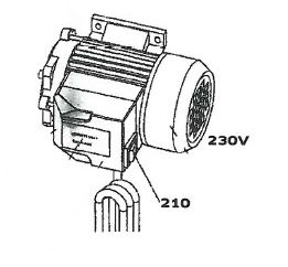 Schalter für W50 II