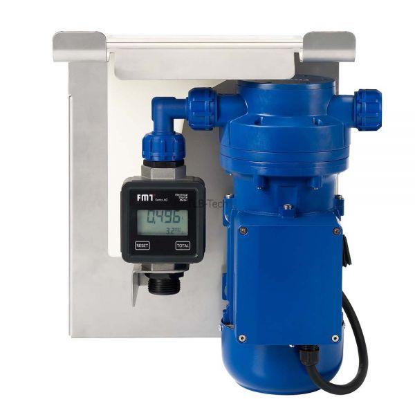 Adblue Pumpenset für IBC zur PKW Betankung 230V