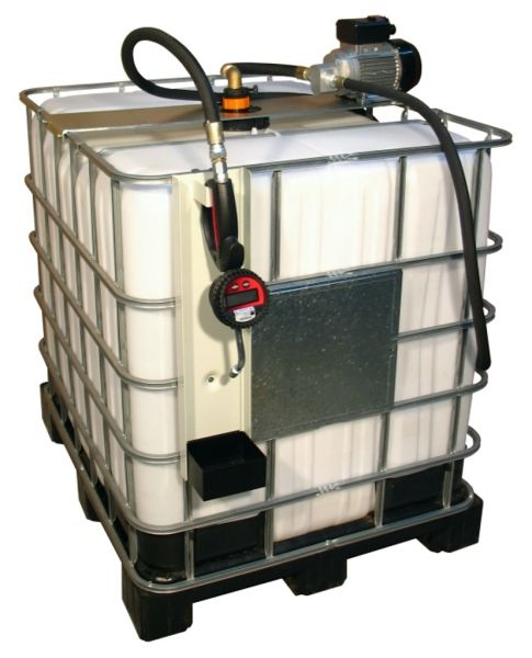 MATO Elektro-Zahnrad-Ölpumpensystem EP100-IBC