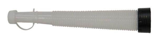 MATO Flexibler Auslauf für Flüssigkeitsmaße Typ J-PE 5000 und für Kunststofftrichter Typ F-HDPE 240
