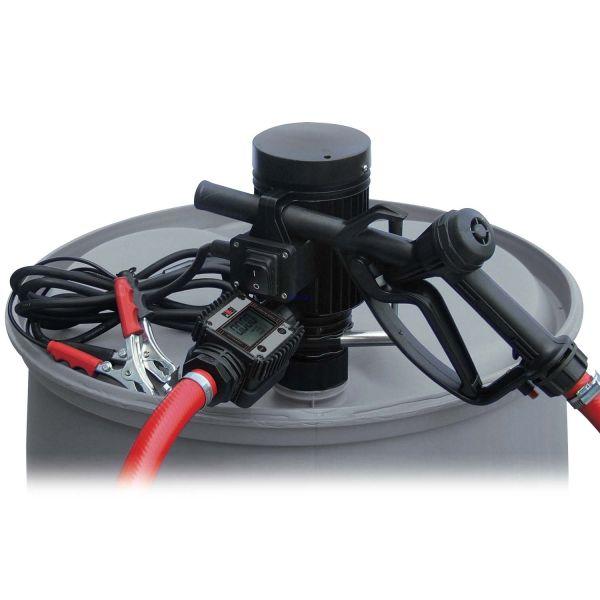PIUSI PICO Dieselpumpe 230V Automatik - Zapfpistole + Zähler K24