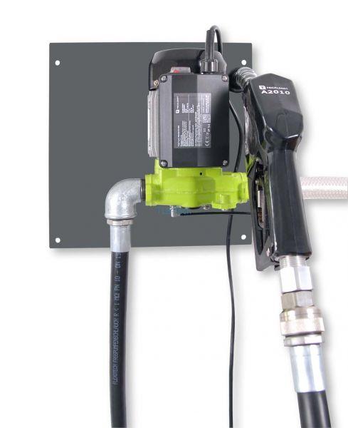 Elektropumpe TecPump 600AC 55l/min 230V im System