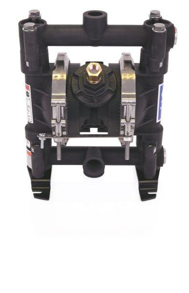 GRACO Druckluft-Doppelmembranpumpe 61 l/min f.Wasser, Frsotschutz, Öl,