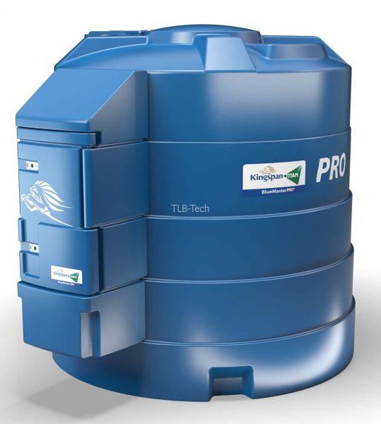 BlueMaster 5000 Liter PRO TitanAccess Adblue Tankanlage Stationär