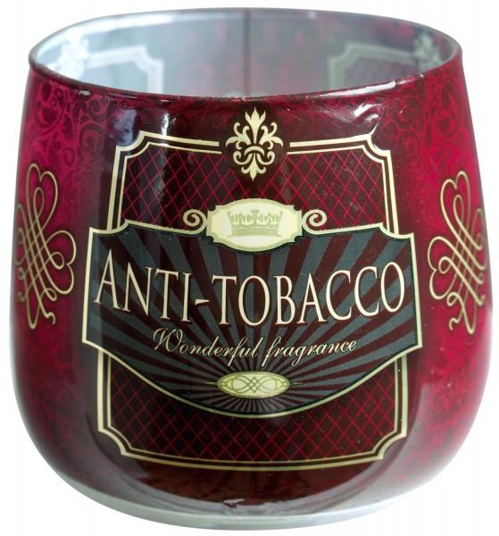 "Duftglas mit Motiv ""Anti Tabacco"""